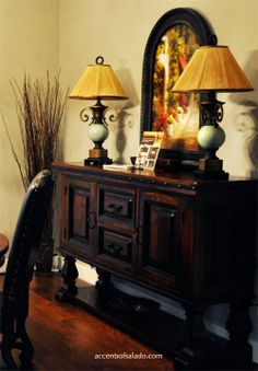 Decorating Hacienda Style - Furniture and Accessories from Accents of Salado