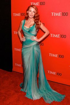 Blake Lively Style and Birthday - Blake Lively Red Carpet Fashion - Elle
