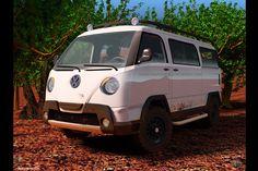 2015 Volkswagen Transporter Syncro!
