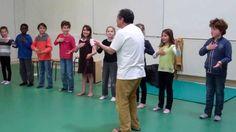 Percussion corporelle 7-8 ans
