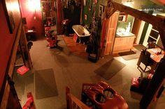 Bdsm room setup