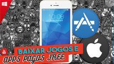 Como baixar apps e jogos pagos sem | jailbreak iOS 9.3.1