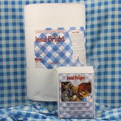 Insul-Bright | The Warm Company: useful for potholders, mitts, etc. but not in the microwave.