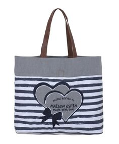 Follow your heart #maisonespin #springsummercollection13 #womancollection #bag   #lovely #MadewithLove #romanticstyle #milano