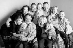 utah extended family photos