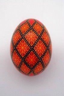 pysanky duck egg