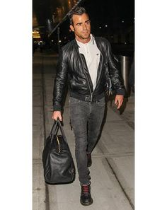 6 Style Moves from The Leftover'sJustin Theroux