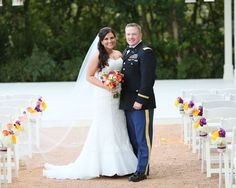 Military Wedding @arborpointetx