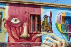 Valparaiso Street Art Tour