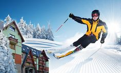 Find Skier Mountains Prepared Piste Sunny Day stock images in HD and millions of other royalty-free stock photos, illustrations and vectors in the Shutterstock collection. Weekender, Ober Gatlinburg, Istanbul Tours, Girls Rain Jackets, Blue Mountain, Cabin Rentals, Extreme Sports, Park City, Runway