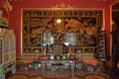 Chinese Palace,Oranienbaum.