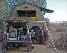 World Camping. Tips, Tricks, And Techniques For The Best Camping Experience. Camping is a great way to bond with family and friends. Yet, you may not want to try it because you think it's difficult. Camping Car Van, Truck Camping, Camping Survival, Family Camping, Camping Gear, Outdoor Camping, Outdoor Gear, Camping Outdoors, Beach Camping