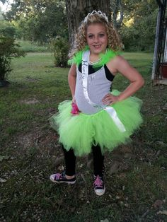 DIY Costume! Honey Boo Boo