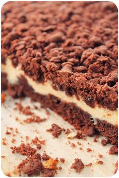 ... tvarohový strúhaný koláč ... Sweet Desserts, Easy Desserts, Sweet Recipes, Dessert Recipes, Czech Recipes, Russian Recipes, How Sweet Eats, No Bake Cake, Amazing Cakes