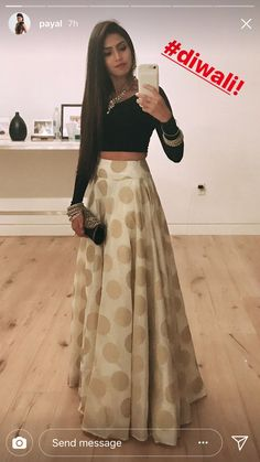 welcome reception outfit Indian Fashion Dresses, Indian Gowns Dresses, Indian Designer Outfits, Indian Outfits, Designer Dresses, Fashion Outfits, Lehnga Dress, Lengha Choli, Sarees