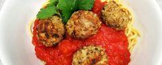 "Vegan Meatballs (Mushroom ""Neat"" Balls)"