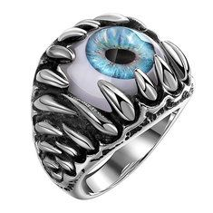 High-quality Halloween Vintage Punk Bronze Evil Eye Ring  - NewChic Mobile.