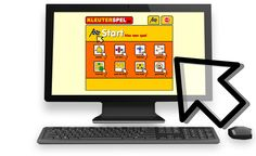www.KLEUTERspel.be - Educatieve spelletjes voor Kids van 2 tot 6