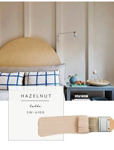 Hazelnut in the living room?