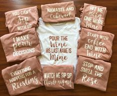 Long sleeve shirt or sweatshirt- custom bachelorette party quotes/sayings - Bachelorette Party Themes, Destinations & Game Ideas Bachlorette Party, Bachelorette Party Quotes, Bachelorette Party Planning, Bachelorette Party Shirts, Bachelorette Weekend, Bridal Party Shirts, Wedding Shirts, Masquerade Bachelorette Party, Wedding Dresses