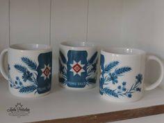 Muhu Porcelain - custom order for corporate client