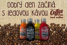 Ledová káva COFFEE time.  Ledová káva s vynikající chutí a aroma, které neodoláte. Praktické a ekonomické balení, které můžete znovu otevřít ať jste kdekoli. Povzbudí Vás a přidá energii právě, když jí potřebujete! Poctivá chuť kvalitní kávy ocení odborníci na pravou kávu. Doporučujeme pít chlazenou.  Vyrábí se v České republice v samém centru Evopy, podle unikátní receptury, na základě kvalitního výběru kávy a vody, společně s mlékem. Při výrobě používáme jen přírodní ingredience. iced…