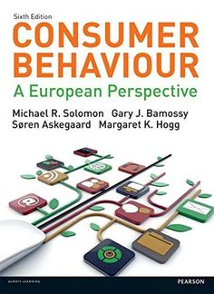 Consumer Behaviour: A European Perspective (6th Edition)