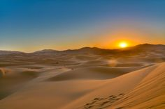 The humpback of the desert - My camel trek from Merzouga.