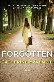 This week's lit.review is FORGOTTEN by Catherine McKenzie! What happens when you return home from a disaster area...and you've been declared dead? Review on chic!