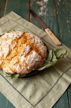 Irish Soda Bread - St. Patrick's Day Favorites - By Beautiful Food : Cooking Melangery