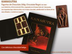 ¡Ven a conocer nuestro chocolate Kamasutra, a partir de la mejor chocolate!