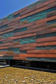 Beautiful material Hotel del Desierto / Estudio Larraín. Antofagasta, Chile.