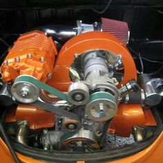 Supercharged VW