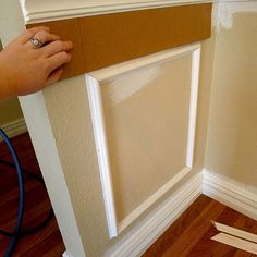Template for Trim | Meredith Heard | Flickr #ChairRail