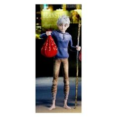 Jack Frost ❤ liked on Polyvore featuring jack frost and rise of the guardians