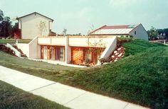 Earth Berm Homes - Designs for Green Living