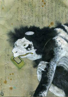 妖怪 浮世絵 - Google 検索
