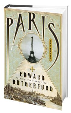 PARIS: THE NOVEL by Edward Rutherford. I want this one before the end of the yaer.  Hope I can get it on Kindle.