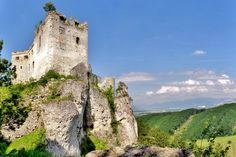 hrad LIETAVA European Countries, Central Europe, Bratislava, Czech Republic, Hungary, Austria, Poland, Mount Rushmore, Mountains