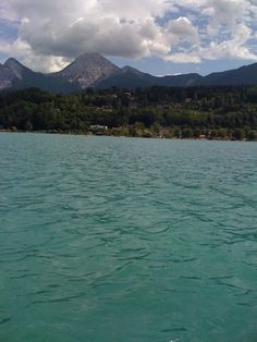 Faak am See, Austria Carinthia, Hotels, Austria, Beautiful Places, Mountains, Country, Pictures, Travel, Germany