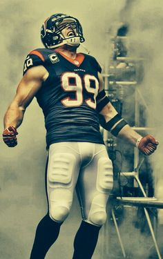JJ Watt... we wish you were leading the #Texans in the #SuperBowl this year. Next season.