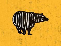 bear logo young life
