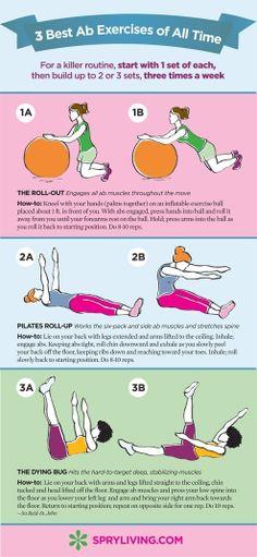 3 Ab Exercises
