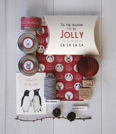 East of India Christmas Items