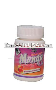 Mango Life (Mango Africano) para bajar de peso