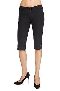 Perfect fitting jeans for women. DL1961 Premium Denim Skater in Midnight Women Shorts Jeans. DL1961 new styles & best sellers in category women's jeans