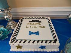 Little Man Baby Shower: Little Man Baby Shower Ideas