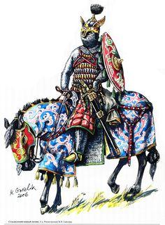 Seljuk Heavy Cavalry