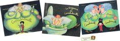 Trousse & cartable: La soupe de Cornebidouille (PS/MS) Halloween, Reusable Tote Bags, Ps, Albums, Alice, Nursery Rhymes, Monsters, Youth, Satchel