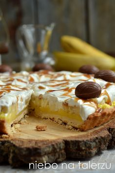 Polish Recipes, Sweet Desserts, Easter Recipes, Bon Appetit, Oreo, Food Photography, Cheesecake, Brunch, Food And Drink